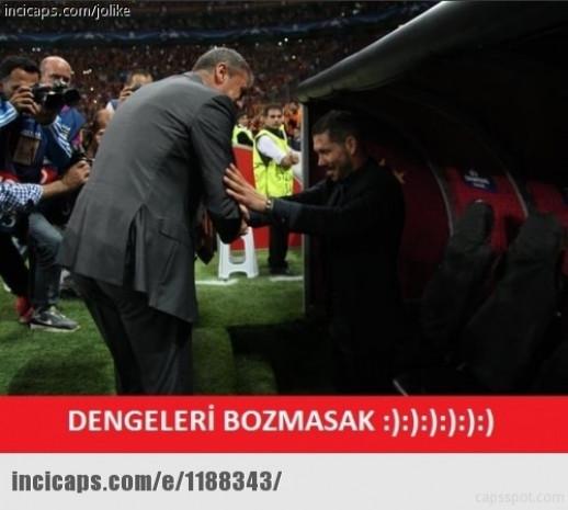 Atletico Madrid-Galatasaray maçı capsleri - Page 3