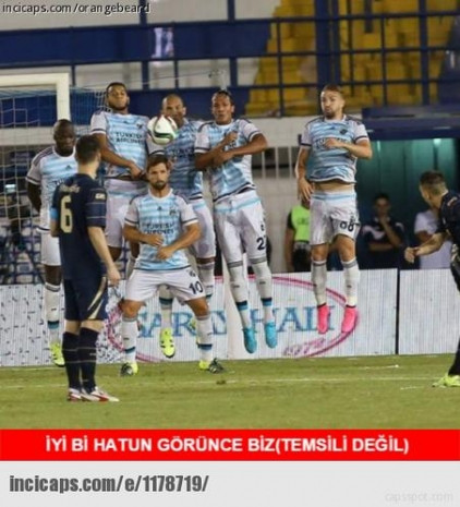 Atromitos - Fenerbahçe maçı capsleri - Page 2