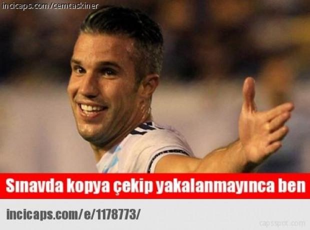Atromitos - Fenerbahçe maçı capsleri - Page 3