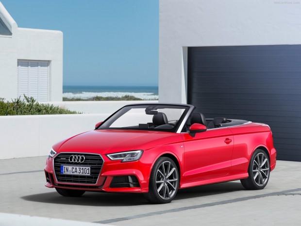 Audi  2017 A3 Cabrio - Page 1