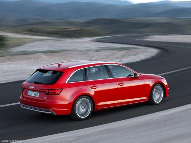 Audi A4 Avant 2016 - Page 1