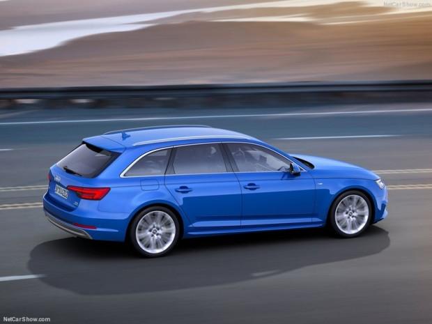 Audi A4 Avant 2016 - Page 3