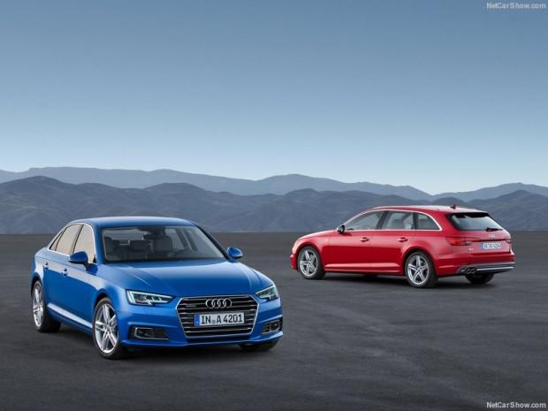 Audi A4 Avant 2016 - Page 4