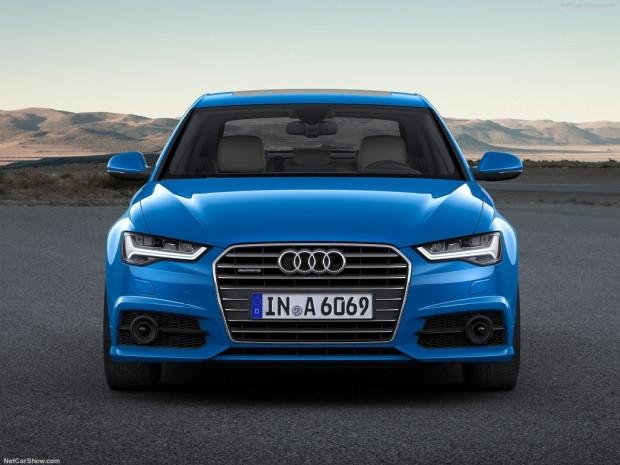 Audi A6 2017 konsepti hayran bıraktı! - Page 1