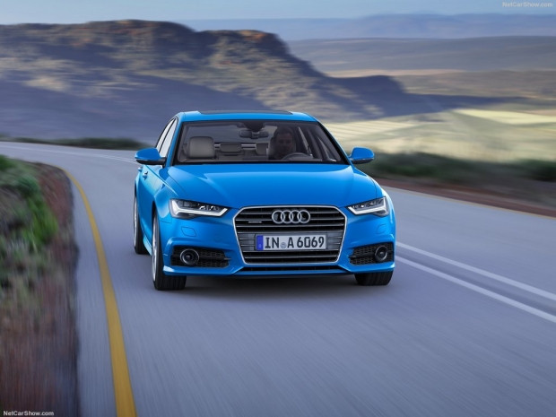 Audi A6 2017 konsepti hayran bıraktı! - Page 2