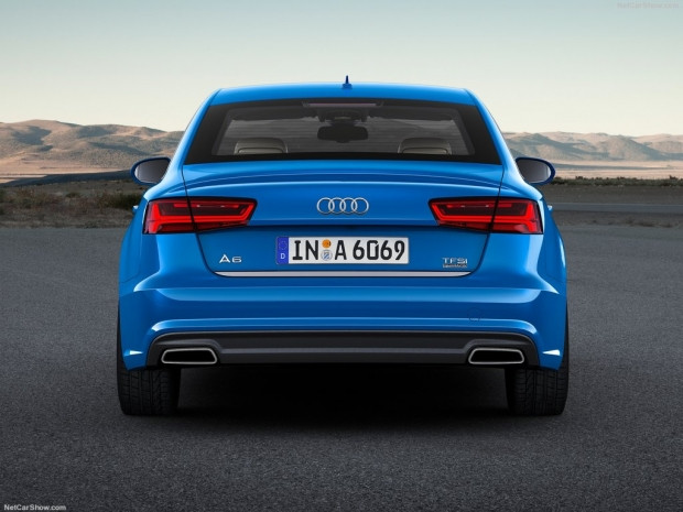 Audi A6 2017 konsepti hayran bıraktı! - Page 3