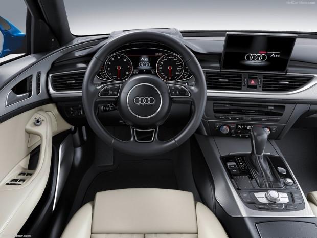 Audi A6 2017 konsepti hayran bıraktı! - Page 4