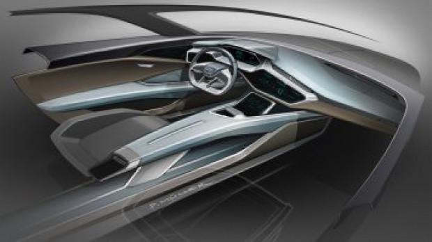 Audi e-tron Quattro koncsept - Page 1