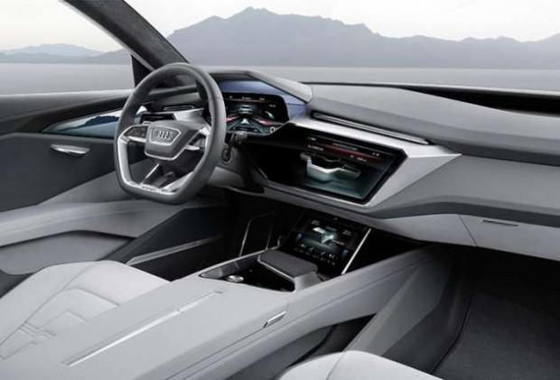 Audi elektrik konsepti ile fark attı - Page 1