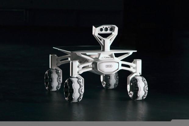 Audi lunar Quattro Mars'ı turlayacak - Page 1