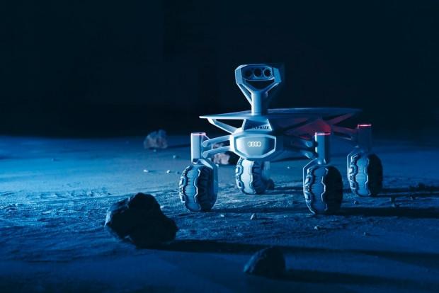 Audi lunar Quattro Mars'ı turlayacak - Page 2