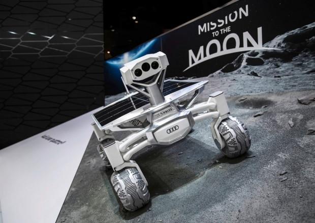 Audi lunar Quattro Mars'ı turlayacak - Page 4
