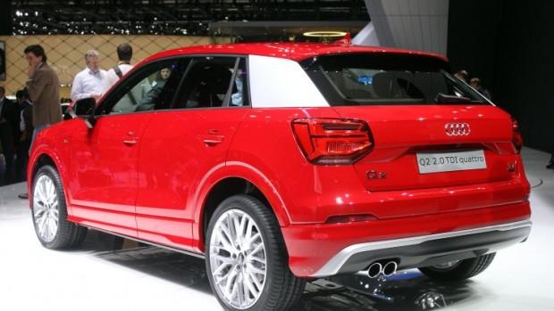 Audi Q2 dizel modeli ve az yakan haliyle geliyor - Page 1