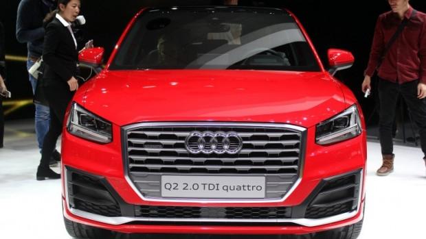 Audi Q2 dizel modeli ve az yakan haliyle geliyor - Page 2