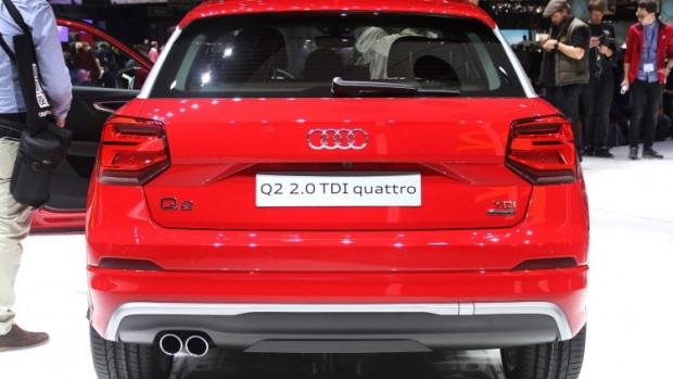 Audi Q2 dizel modeli ve az yakan haliyle geliyor - Page 3