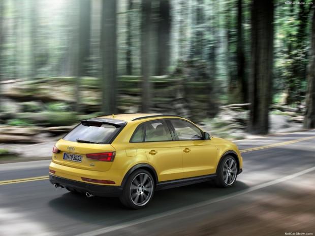 Audi Q3 2017 tüm ihtişamıyla göründü - Page 1