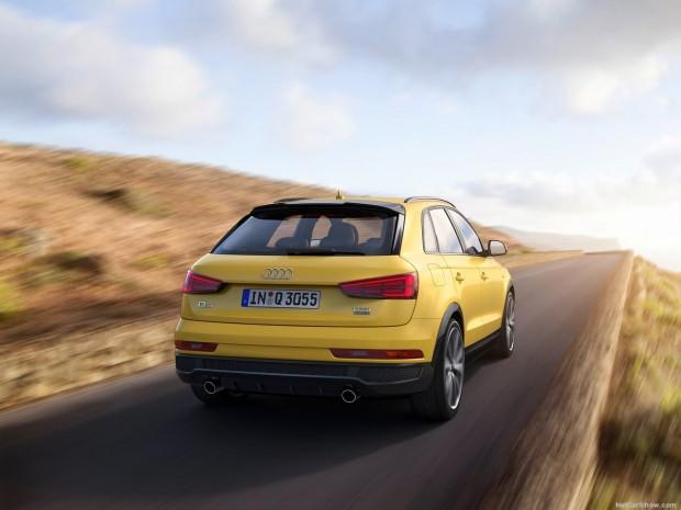 Audi Q3 2017 tüm ihtişamıyla göründü - Page 2