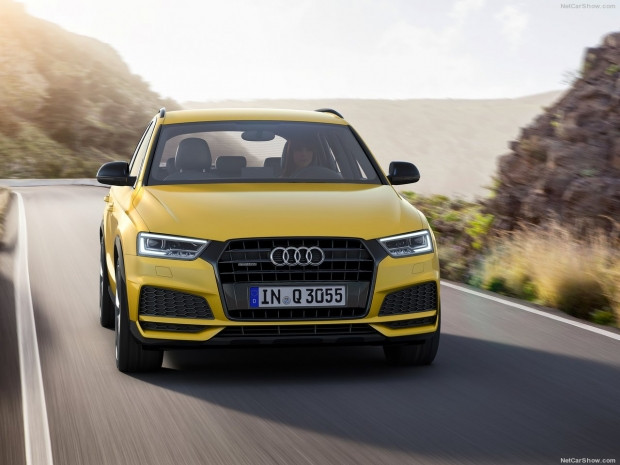 Audi Q3 2017 tüm ihtişamıyla göründü - Page 3