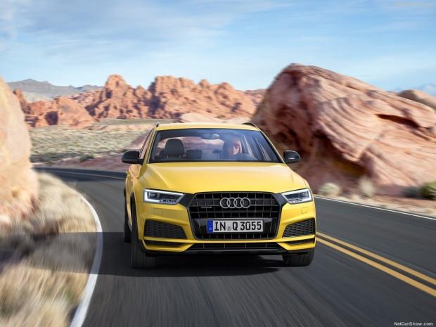 Audi Q3 2017 tüm ihtişamıyla göründü - Page 4
