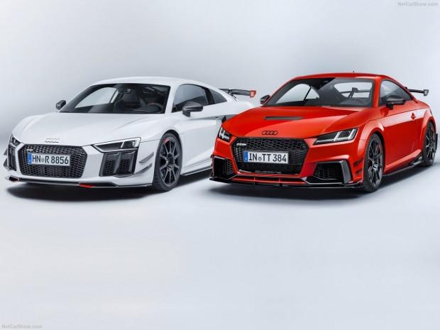 Audi R8 performance parts 2017 - Page 1