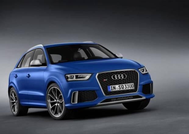 Audi RS Q3'ü görücüye çıkıyor - Page 1