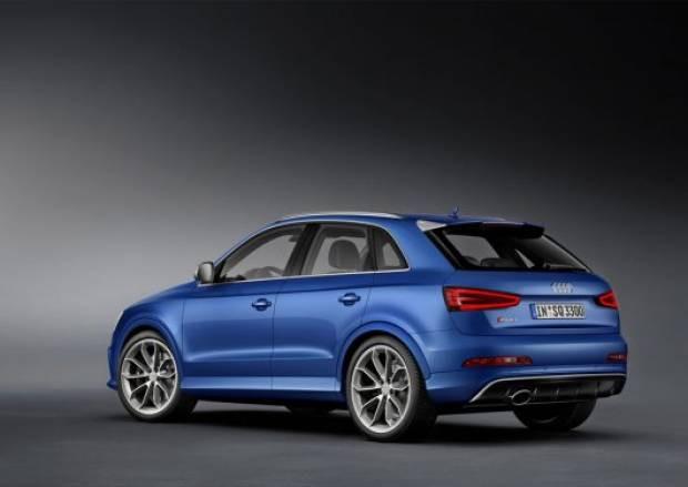 Audi RS Q3'ü görücüye çıkıyor - Page 2