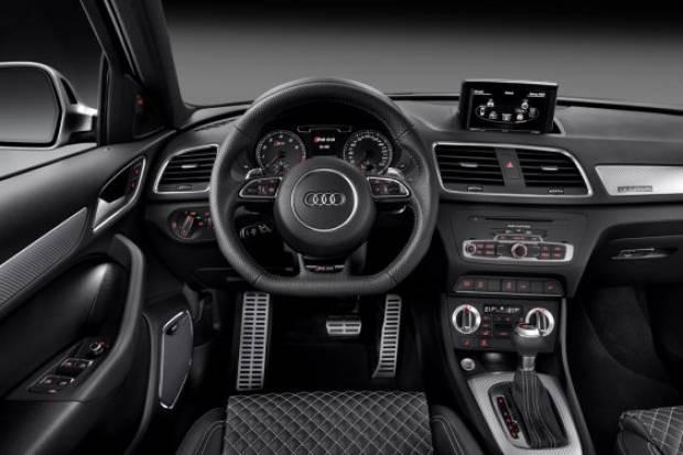 Audi RS Q3'ü görücüye çıkıyor - Page 3
