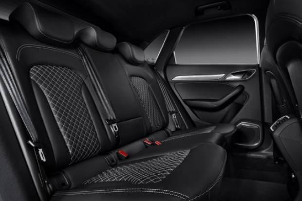 Audi RS Q3'ü görücüye çıkıyor - Page 4