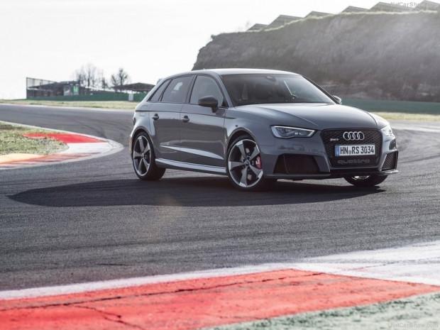 Audi RS3 Sportback 2016 konsepti göründü - Page 2