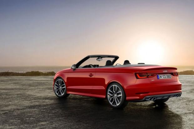 Audi S3 Cabrio Cenevre'de görücüye çıkacak! - Page 1