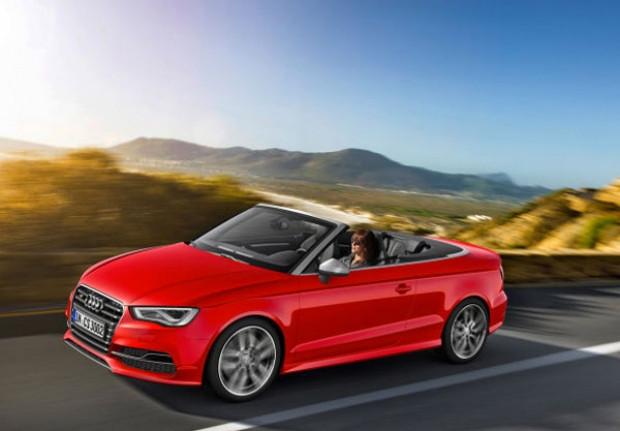 Audi S3 Cabrio Cenevre'de görücüye çıkacak! - Page 2