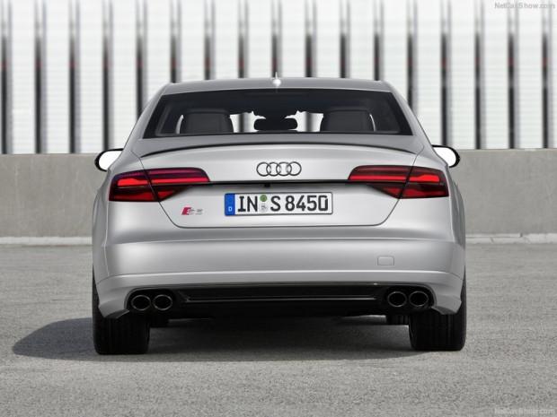 Audi S8 plus (2016) göründü! - Page 1