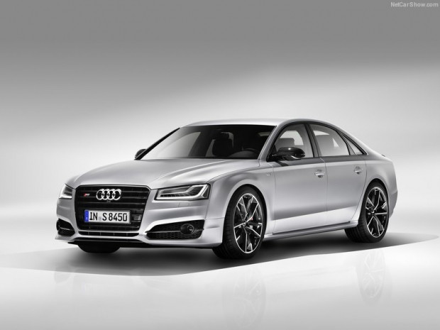 Audi S8 plus (2016) göründü! - Page 2