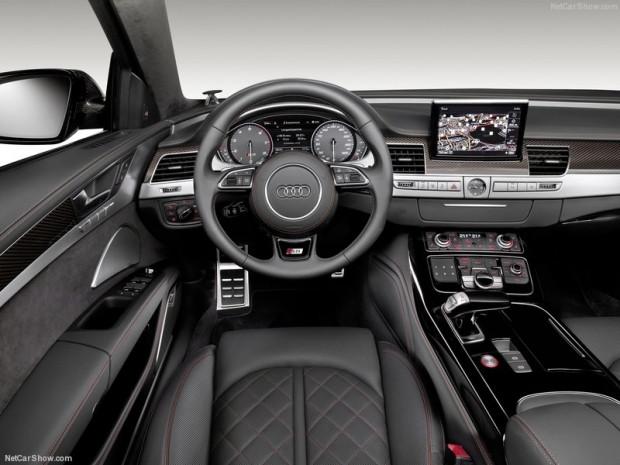 Audi S8 plus (2016) göründü! - Page 4