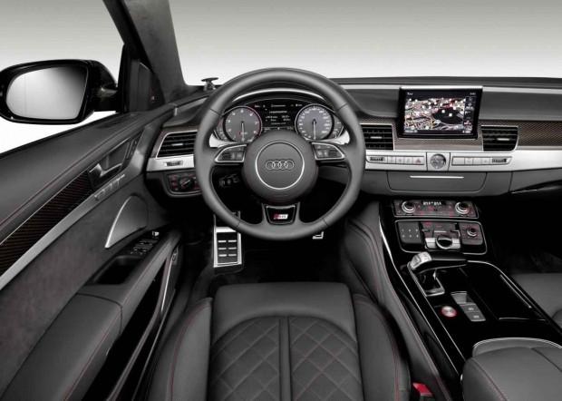 Audi S8 Plus özellikleri açıklandı - Page 1