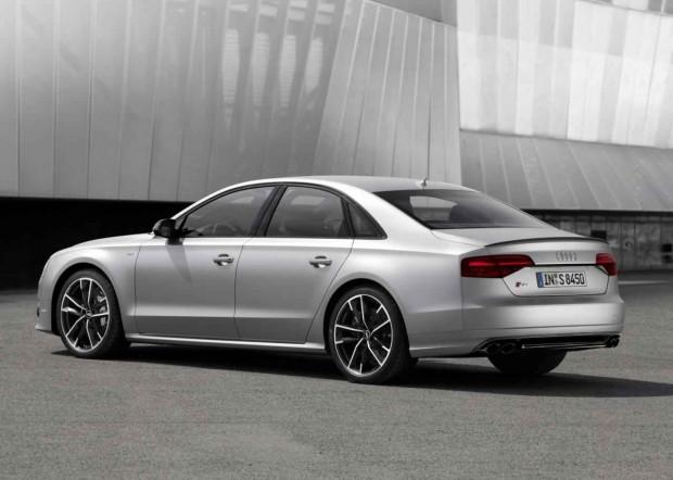 Audi S8 Plus özellikleri açıklandı - Page 4