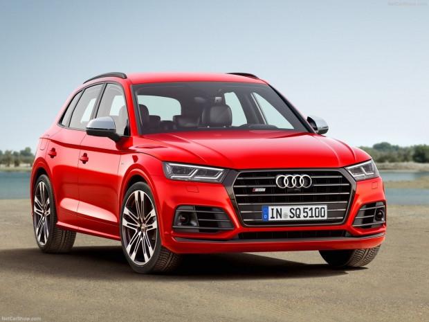 Audi SQ5 3.0 TFSI 2018 - Page 1