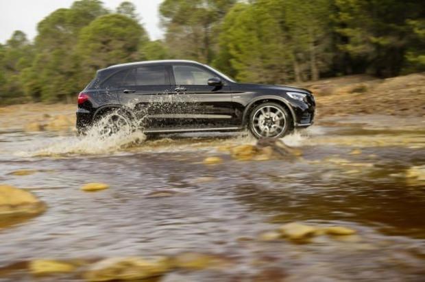 Audi SQ5'e dişli rakip New York'ta boy gösterdi - Page 1