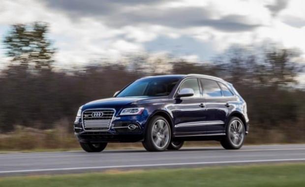 Audi SQ5'e dişli rakip New York'ta boy gösterdi - Page 4