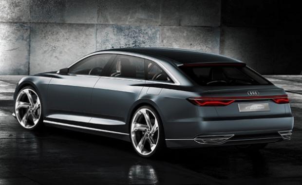 Audi tasarımının geleceği Prologue, Cenevre'de - Page 1