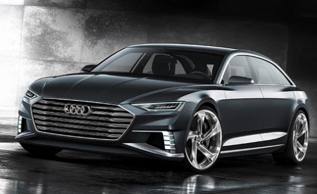 Audi tasarımının geleceği Prologue, Cenevre'de - Page 2