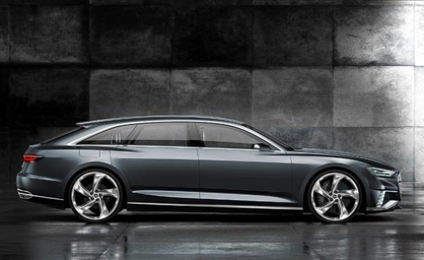 Audi tasarımının geleceği Prologue, Cenevre'de - Page 3