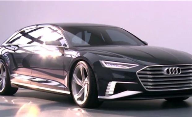Audi tasarımının geleceği Prologue, Cenevre'de - Page 4