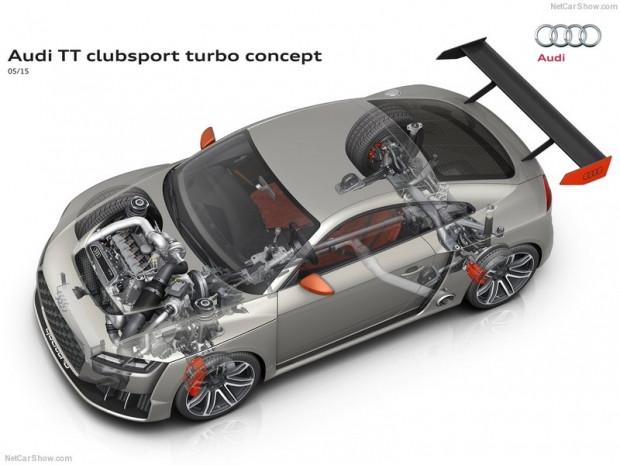 Audi TT Clubsport Turbo konsept - Page 2