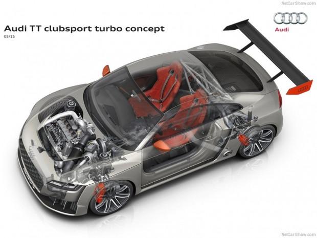 Audi TT Clubsport Turbo konsept - Page 3