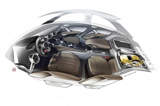 Audi, TT Offroad konseptini tanıttı - Page 1