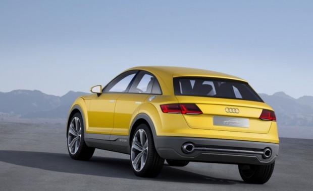 Audi, TT Offroad konseptini tanıttı - Page 4