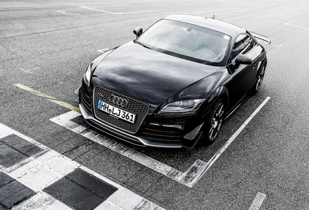 Audi TT RS artık daha güçlü - Page 1