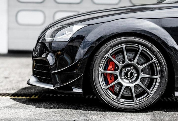 Audi TT RS artık daha güçlü - Page 2