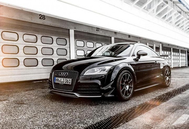 Audi TT RS artık daha güçlü - Page 3